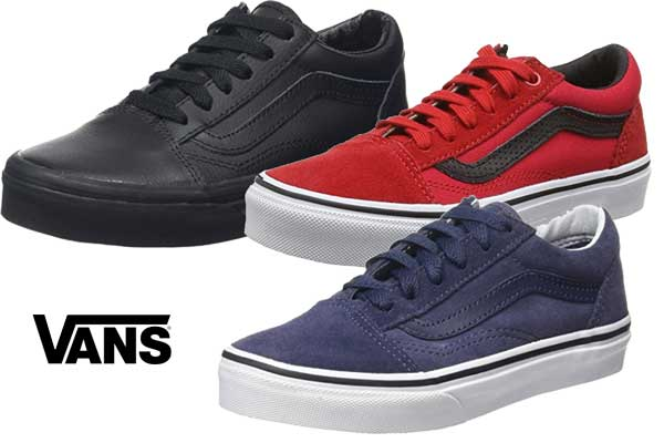 vans old skool ofertas