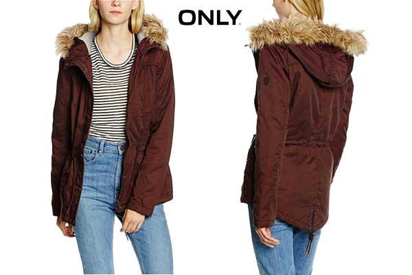 abrigo ONLY Onlkate barato oferta descuento chollo blog de ofertas