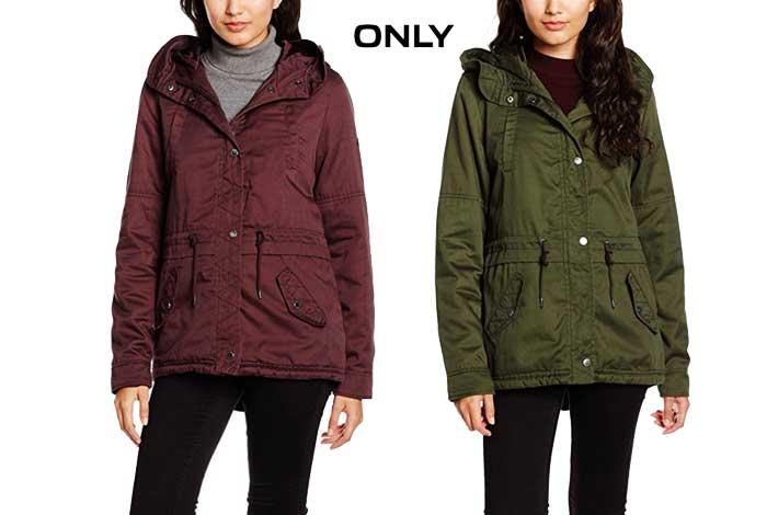 abrigo only Onltoday barato oferta descuento chollo blog de ofertas