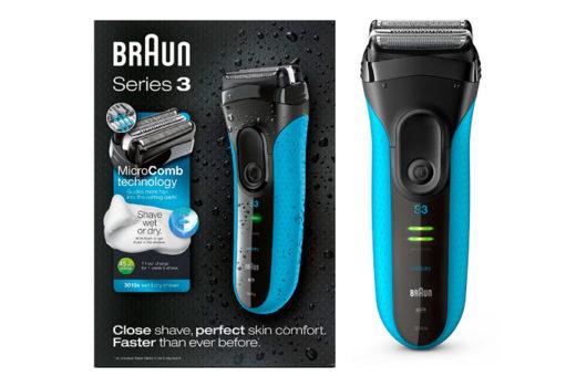 afeitadora braun 3010 barata chollos amazon blog de ofertas bdo