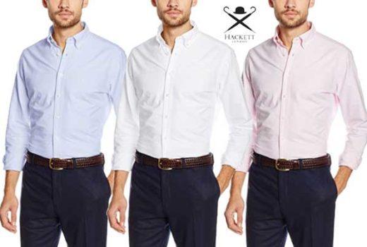camisa Hackett London barata oferta descuento chollo blog de ofertas