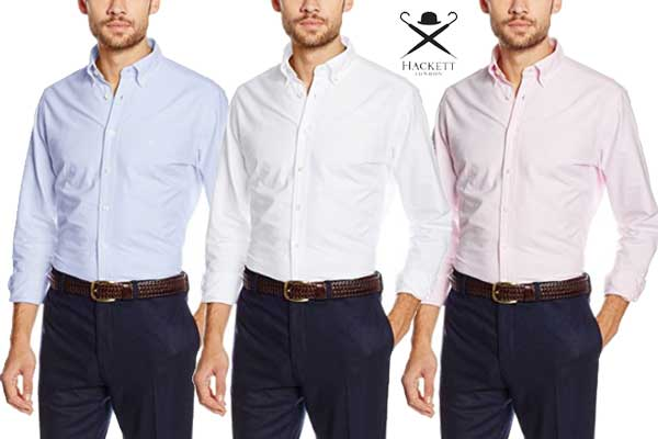 camisa Hackett London barata oferta descuento chollo blog de ofertas