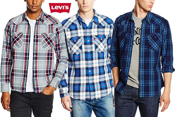 camisa Levis Barstow barata oferta descuento chollo blog de ofertas