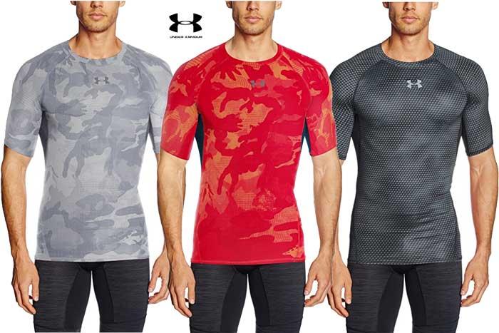 camiseta de compresión Under Armour barata oferta descuento chollo blog de ofertas