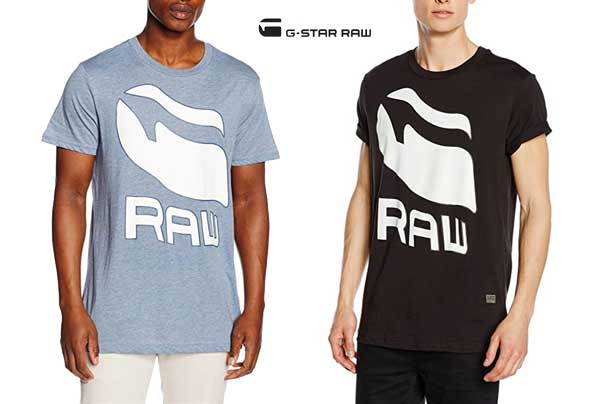 camiseta g-star raw Bovan barata oferta descuento chollo blog de ofertas