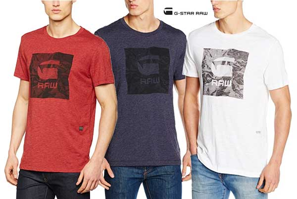 camiseta g-star raw Ceyrin barata oferta descuento chollo blog de ofertas