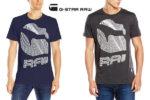 ¡Chollo! Camiseta G-Star Raw Lethi barata desde 13€ -55% Descuento