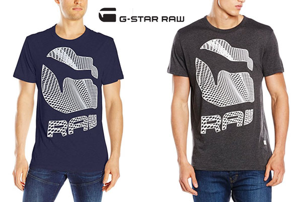 camiseta g-star raw lethi barata oferta descuento chollo blog de ofertas