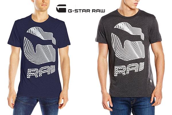 camiseta g-star raw lethi barata oferta descuento chollo blog de ofertas