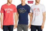 ¡Chollo! Camisetas Levis baratas desde 10€ -58% Descuento