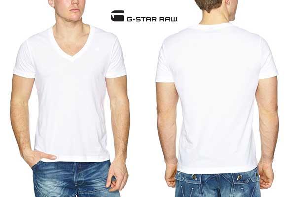 camisetas basicas G-Star Raw baratas ofertas descuentos chollos blog de ofertas