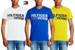 ¡Oferta! Camisetas Hilfiger Denim baratas 15,7€ -46% Descuento