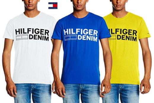 camisetas tommy hilfiger denim baratas ofertas descuentos chollos bdo