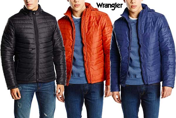 chaqueton Wrangler The Thermal barato oferta descuento chollo blog de ofertas