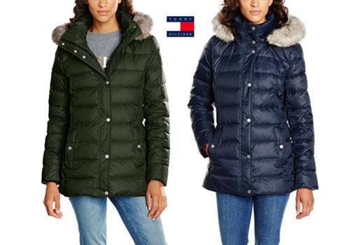 donde comprar chaqueton plumon tommy hilfiger tyra barato chollos amazon blog de ofertas bdo