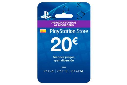 chollo comprar tarjeta playstation 20e barata chollos amazon blog de ofertas bdo