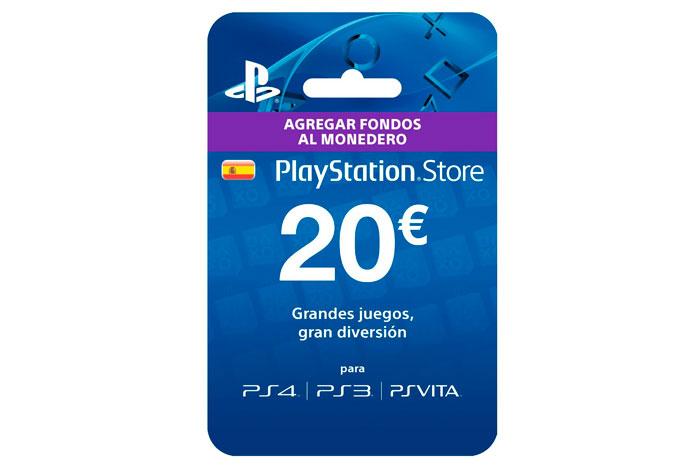 chollo comprar tarjetas playstation 20€ baratas chollos amazon blog de ofertas bdo