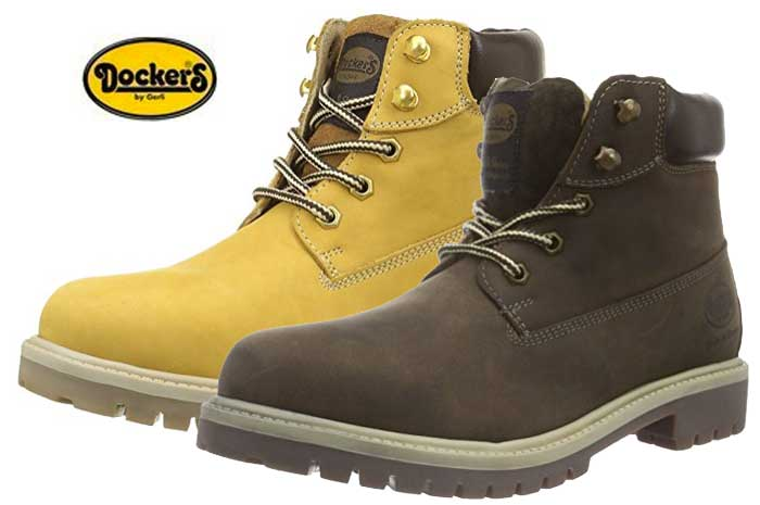 comprar botas dockers by gerli baratas chollos amazon blog de ofertas bdo