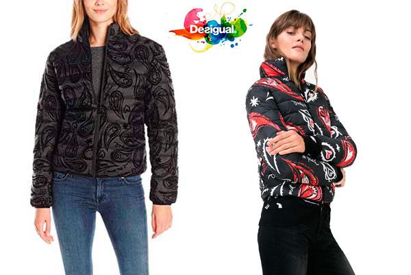 comprar abrigo reversible desigual milagros barato chollos amazon blog de ofertas bdo