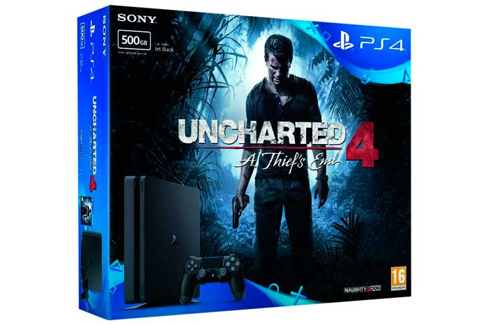 consola ps4 uncharted 4 barata blog de ofertas bdo
