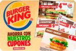 Ofertas Burger King Febrero y Marzo y ¡Ahórrate una pasta en Burger!