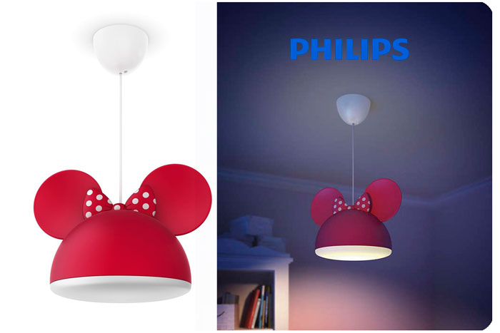 donde comprar philips lámpara minnie barata chollos amazon blog de ofertas bdo