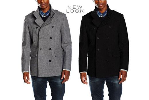 donde comprar abrigo new look military wool barato chollos amazon blog de ofertas bdo