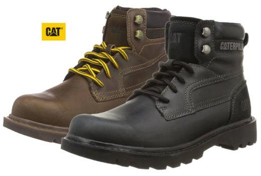 donde comprar botas cat footwear bridgeport baratas chollos amazon blog de ofertas bdo