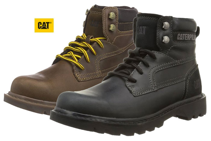 donde comprar botas cat footwear bridgeport baratas chollos amazon blog de ofertas bdo