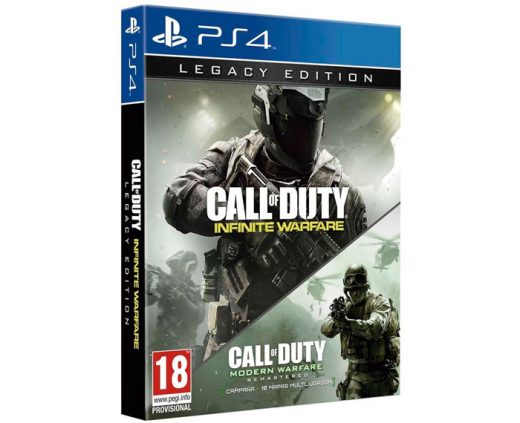 donde comprar call of duty infinite warfare legacy edition barato chollos amazon blog de ofertas bdo