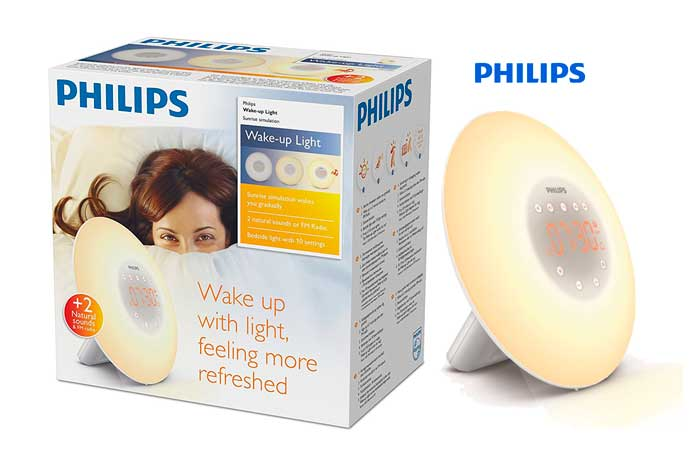 despertador philips wake-up barato chollos amazon blog de ofertas bdo
