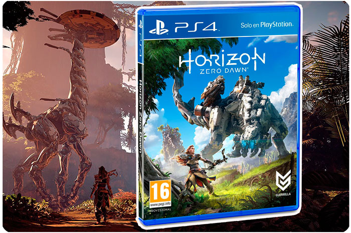 donde comprar horizon zero dawn barato chollos amazon blog de ofertas bdo