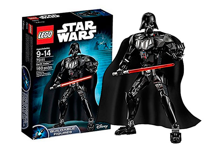 donde comprar figura lego star wars darth vader barata chollos amazon blog de ofertas bdo
