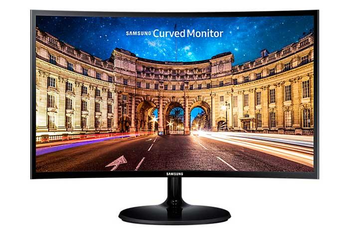 donde comprar monitor curvo 27 led samsung C27F390FHU barato chollos amazon blog de ofertas bdo
