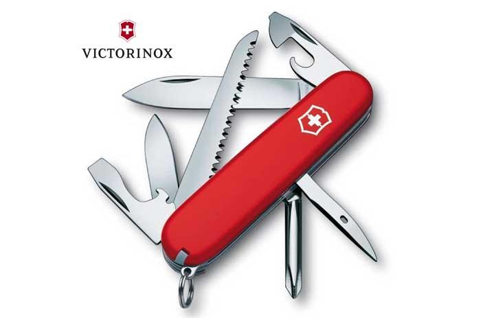 donde comprar navaja suiza victorinox hiker barata chollos amazon blog de ofertas bdo
