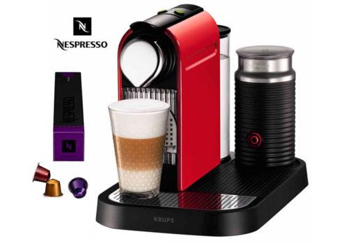 donde comprar nespresso krups citiz and milk barata chollos amazon blog de ofertas bdo