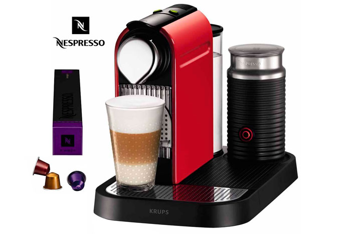 donde comprar nespresso krups citiz and milk barata chollos amazon blog de ofertas bdo