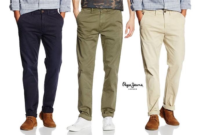 comprar pantalon pepe jeans sloan barato chollos amazon blog de ofertas bdo