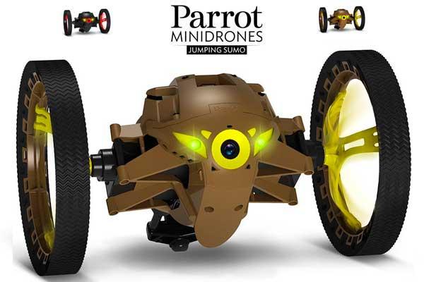 donde comprar parrot jumping sumo barato descuento rebajas minidrone descuento rebajas