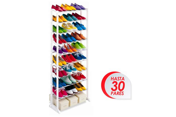 donde comprar zapatero 30 pares barato chollos amazon blog de ofertas bdo