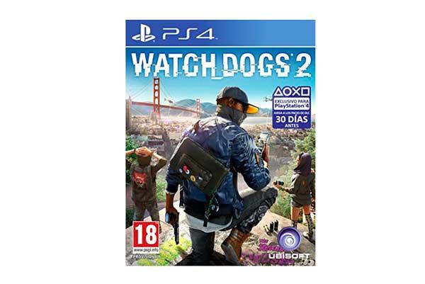 juego PS4 Watch dogs 2 barato oferta descuento chollo blog de ofertas