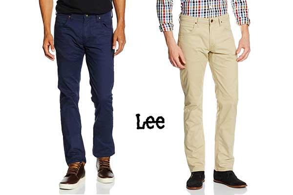 pantalones Lee Daren baratos oferta descuetno chollo blog de ofertas