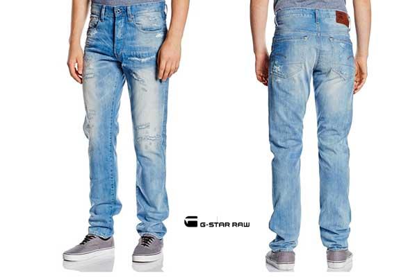 pantalones g-star raw 3301 baratos oferta descuento chollo blog de ofertas