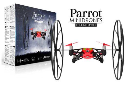 parrot minidrone rolling spider barato chollos amazon blog de ofertas bdo