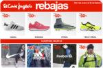 ¿Dónde comprar zapatillas de moda baratas? Rebajas El Corte Inglés hasta -50%