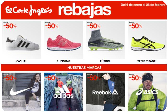 donde comprar rebajas zapatillas de moda baratas el corte ingles chollos blog de ofertas bdo