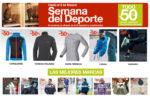 Semana del Deporte El Corte Inglés Enero TODO -50% Descuento ¡Último día!