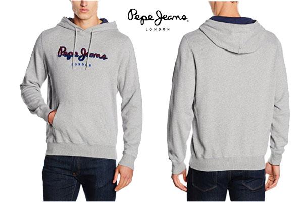 sudadera pepe jeans styx barata oferta descuento chollo blog de ofertas