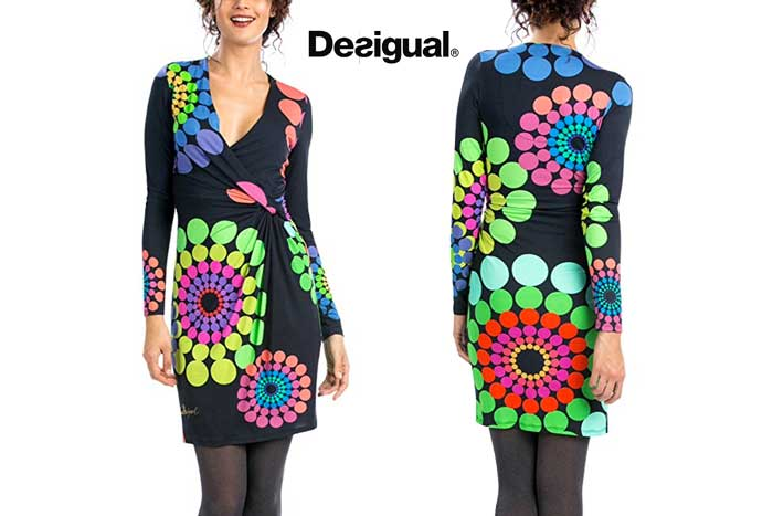 vestido Desigual Charly barato oferta descuento chollo blog de ofertas