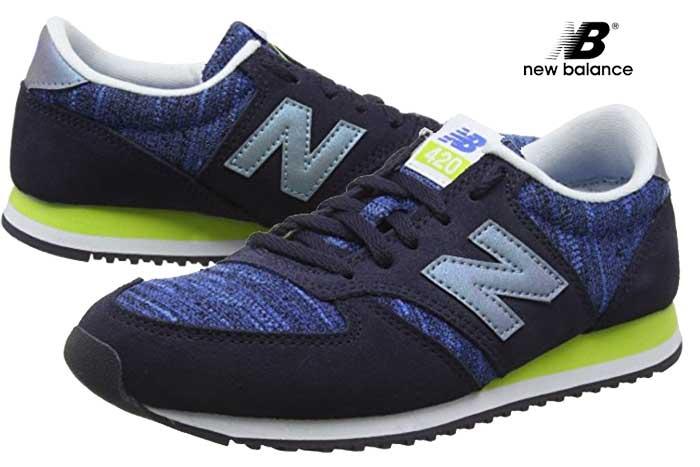 zapatillas New Balance 420 baratas ofertas descuentos chollos blog de ofertas
